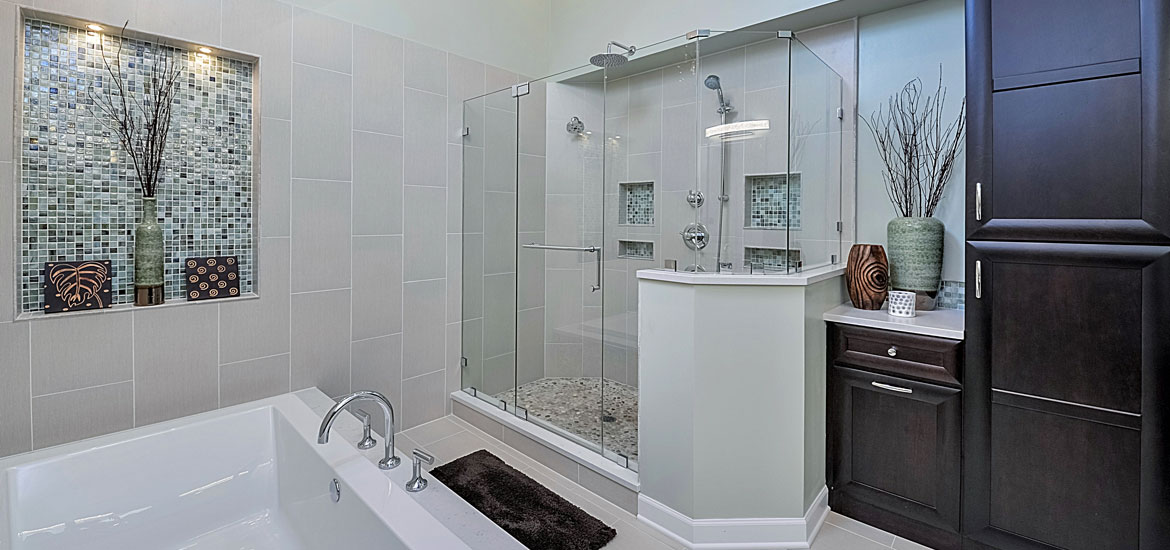 Reaching The Greatest Basement Bathroom Remodel Concepts 37 Fantastic Frameless Glass Shower Door Ideas