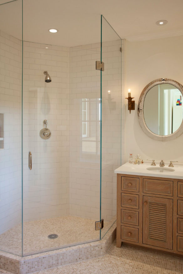 Fantastic Frameless Glass Shower Door Ideas Home Remodeling - Cost to redo shower stall