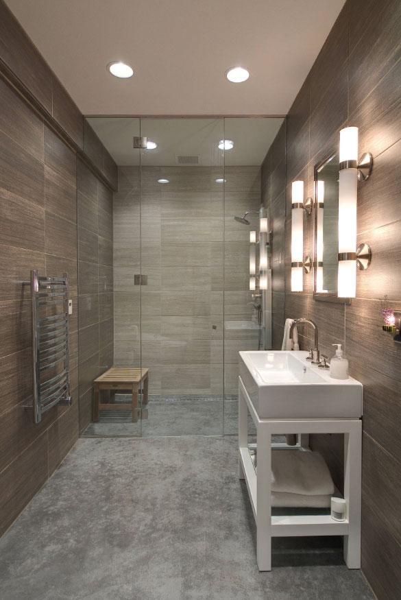 Masculine Concrete Frameless Gl Shower Doors Sebring Services