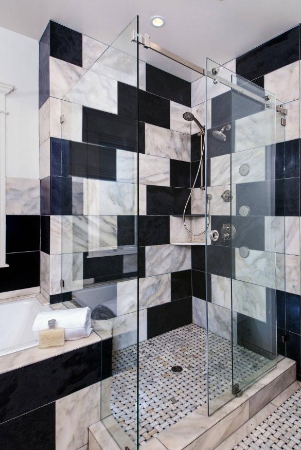 37 Fantastic Frameless Glass Shower Door Ideas | Home Remodeling ...