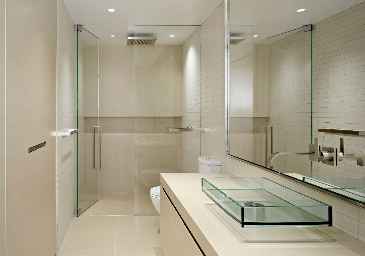 37 fantastic frameless glass shower door ideas home for Bathroom bath