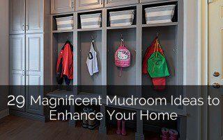 Magnificent Mudroom Organization Ideas - Sebring Design Build