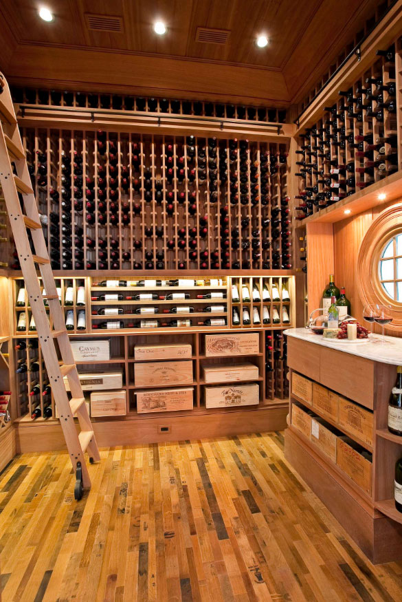 Wine Cellar Ideas - Sebring Services : cold cellar design  - Aeropaca.Org