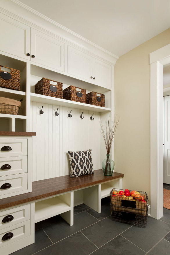 Best Mud Room Designs Small Spaces