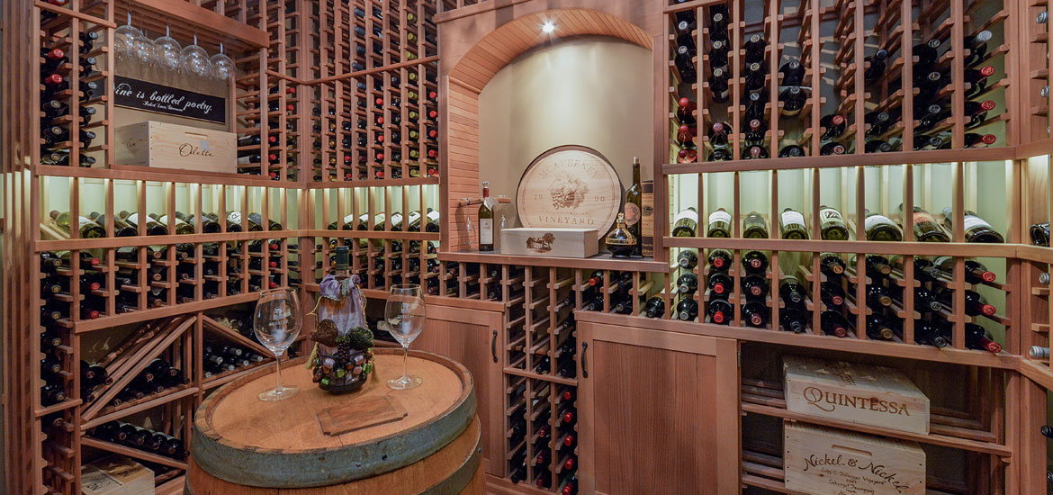 43 stunning wine cellar design ideas that you can use for Home wine cellar design ideas