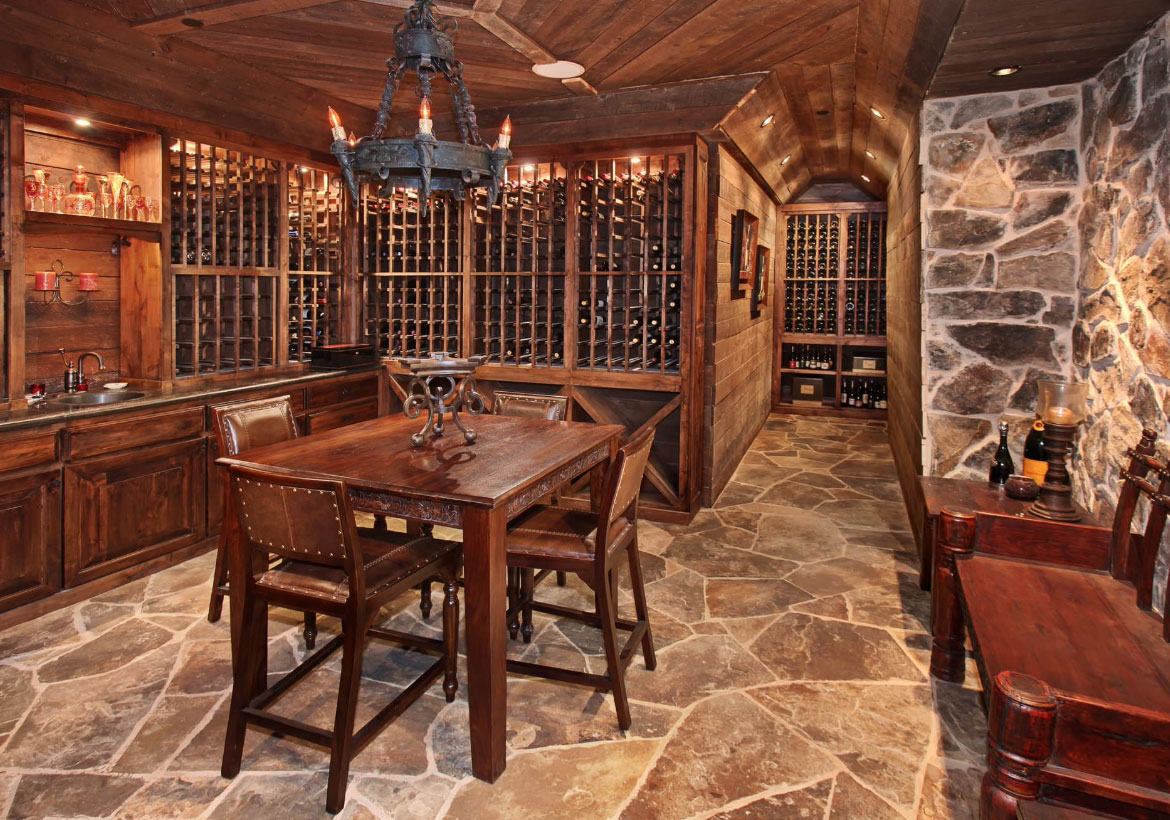 Wine Room Design Ideas Part - 21: Wine Cellar Ideas - Sebring Services