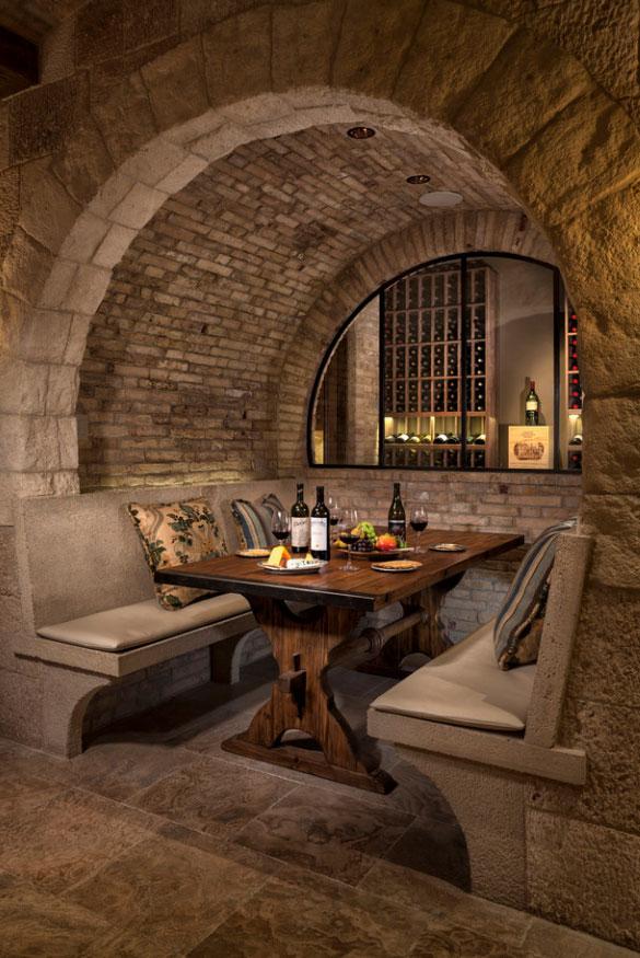 Wine Cellar Ideas - Sebring Services