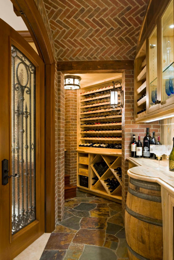 43 stunning wine cellar design ideas that you can use for Build a wine cellar