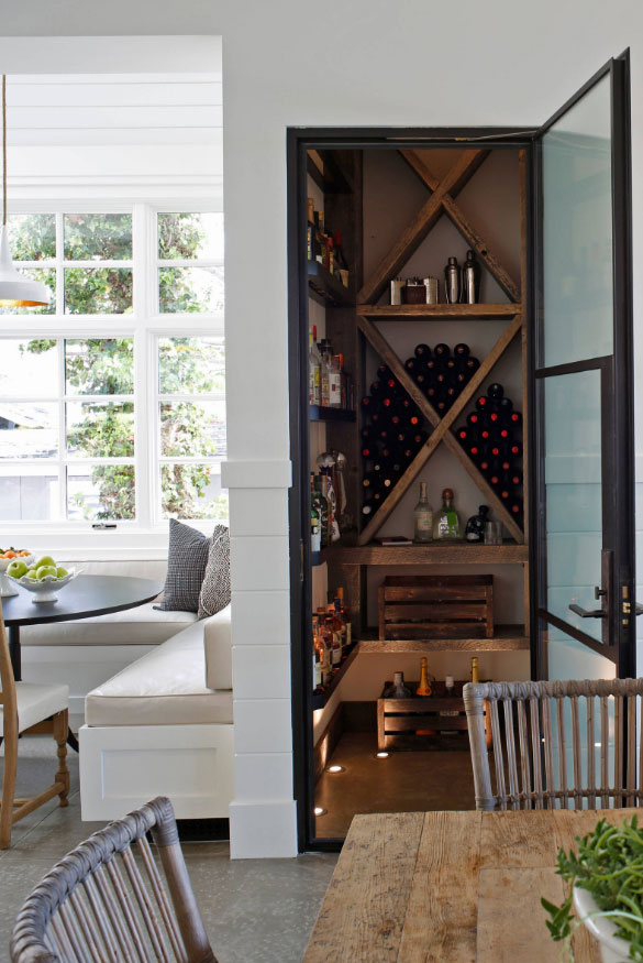 KITCHEN STORAGE. Wine Cellar Ideas ...