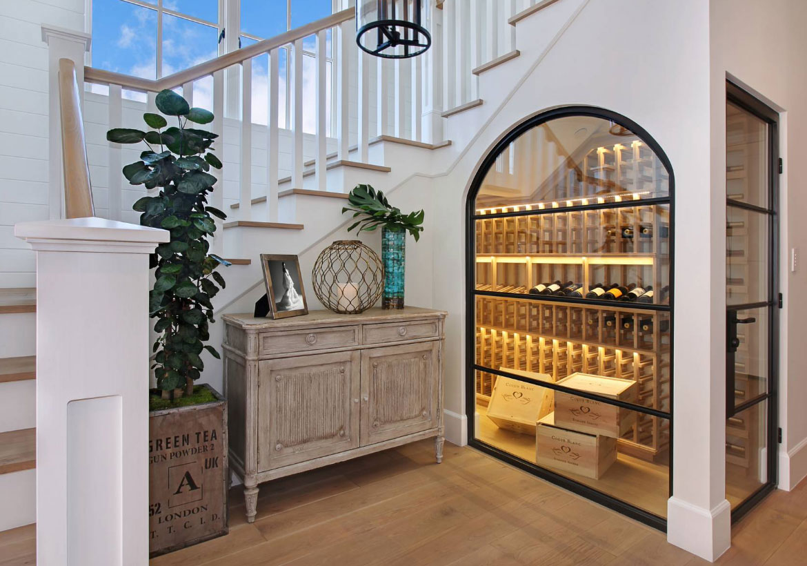 Wine Cellar Ideas - Sebring Services