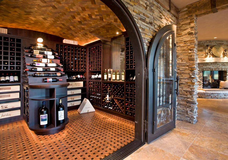 Captivating Wine Cellar Ideas   Sebring Services