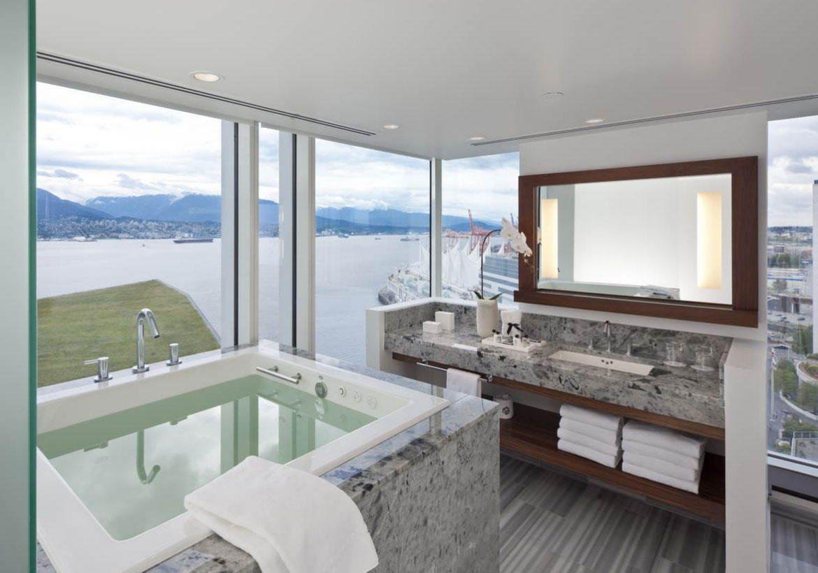 Custom Bathrooms to Inspire Your Own Bath Remodel - Sebring Services