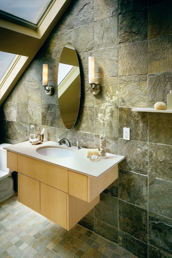 Fabulous 33 Custom Bathrooms To Inspire Your Own Bath Remodel Home Beutiful Home Inspiration Semekurdistantinfo