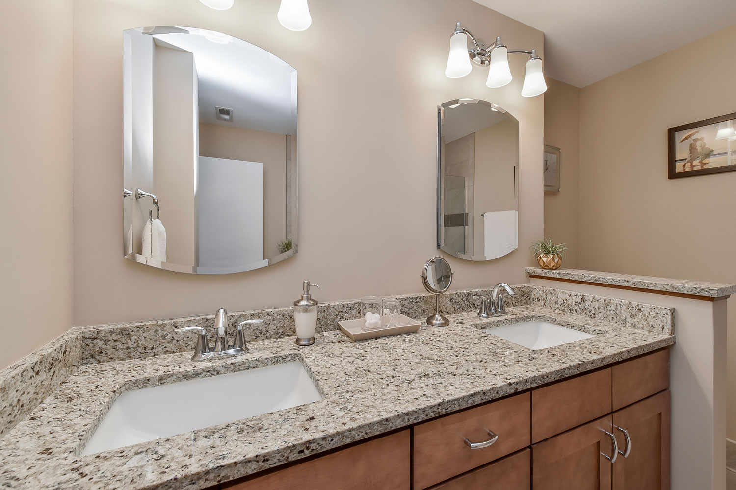 Willowbrook Master Bathroom Project - Sebring Services