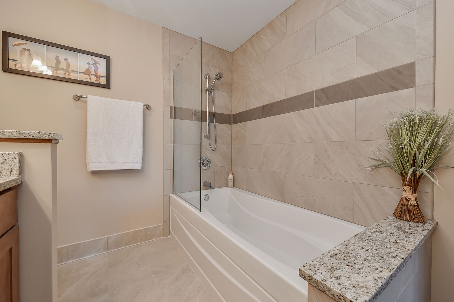 willowbrook master bathroom project sebring services