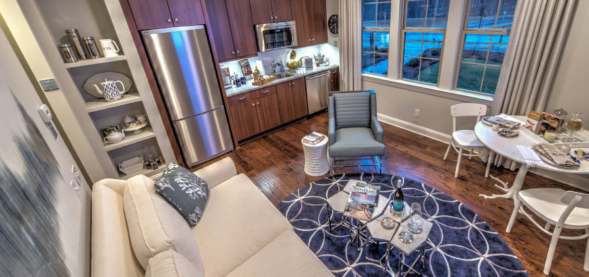Customizing An Empty Nest Home For Your Aging Parents