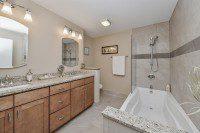 Willowbrook Master Bathroom Project - Sebring Services
