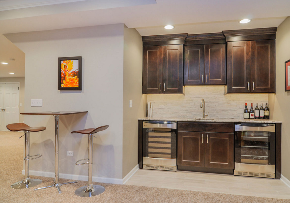 basement kitchens ideas 45 basement kitchenette ideas to help you entertain in 10257