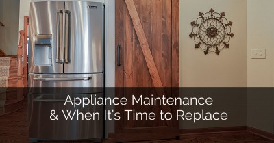 Appliance Maintenance & When It's Time to Replace - Sebring Services