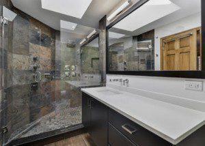 Lisle Master Bathroom Remodel - Sebring Design Build