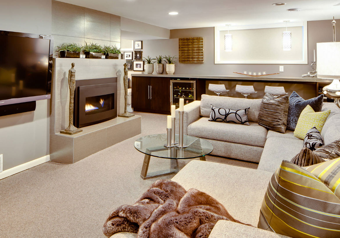 Modern Basement Remodeling Ideas 50 Modern Basement Ideas To Prompt Your Own Remodel  Home