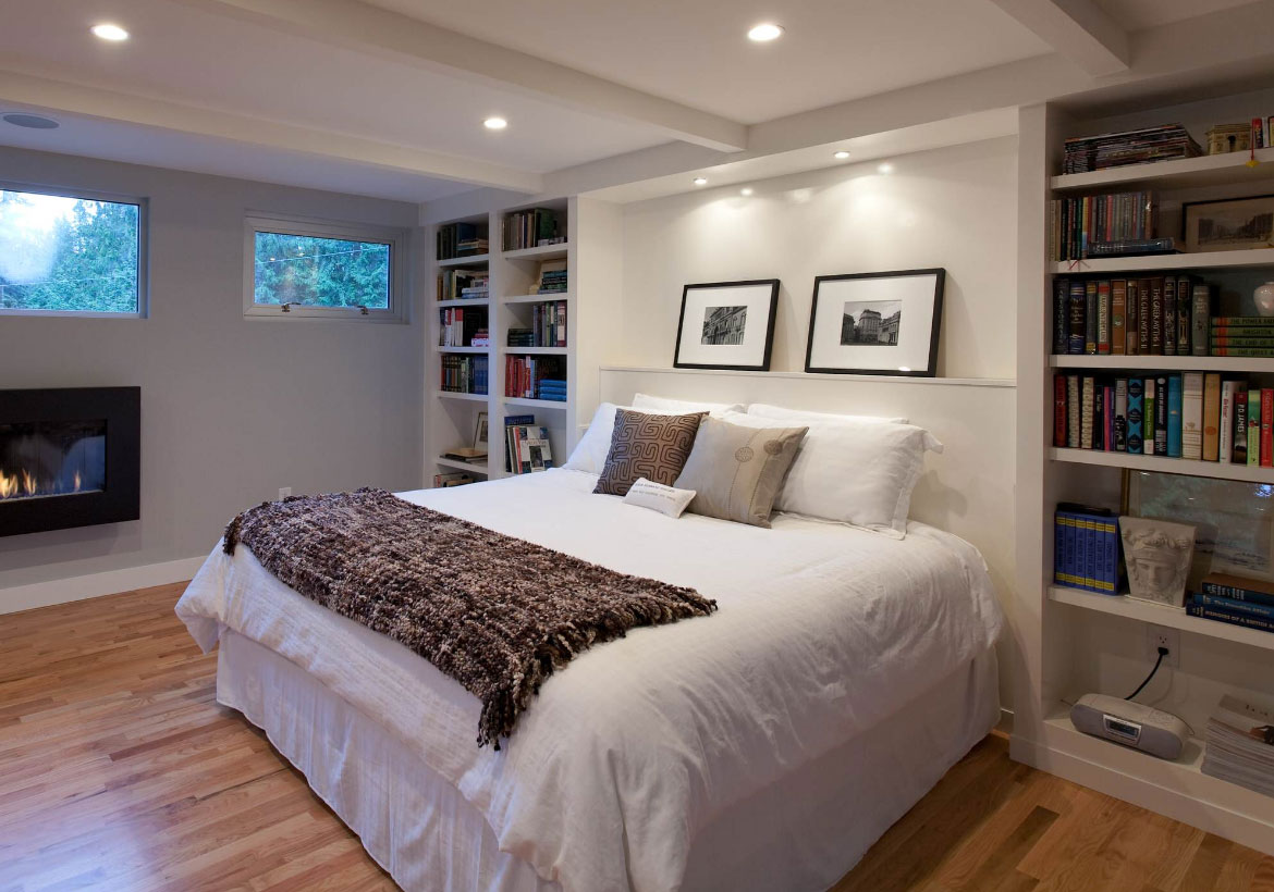Basement Bedroom Modern Basement Ideas to Prompt Your Own Remodel - Sebring Services