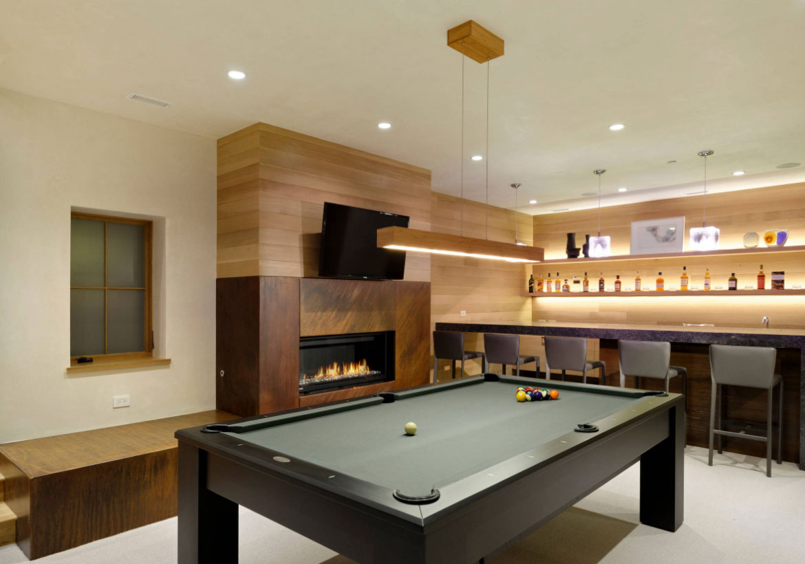 61 Modern Basement Ideas To Prompt Your Own Remodel Home