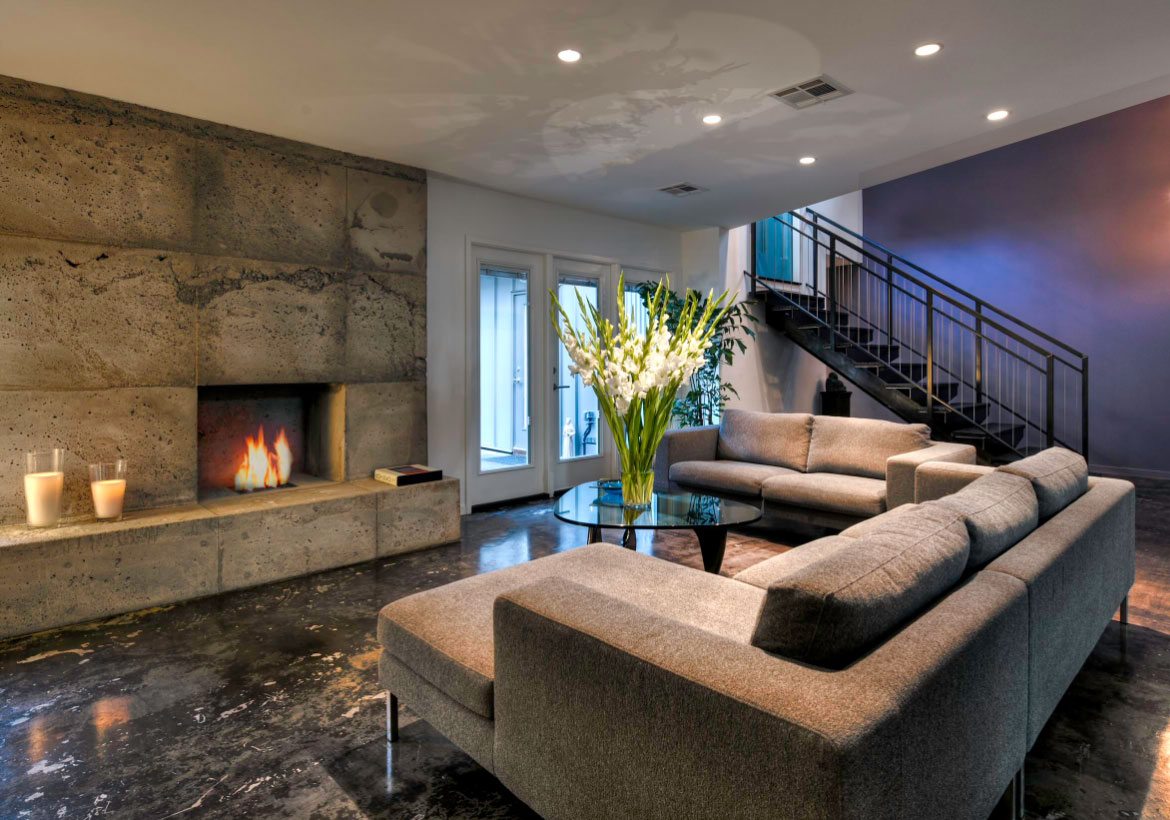 Beautiful Basement Ideas Part - 3: Modern Basement Ideas To Prompt Your Own Remodel - Sebring Services