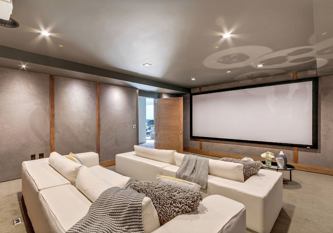 Modern Basement Ideas to Prompt Your Own Remodel - Sebring Services