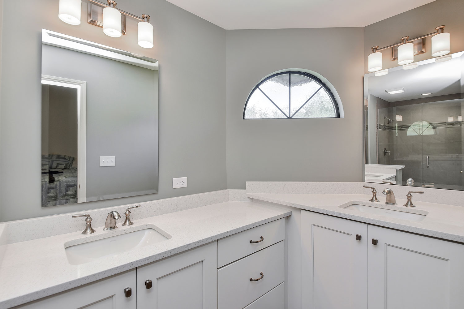 Charles Cindy 39 S Master Bathroom Remodel Pictures Home Remodeling Contractors Sebring Services