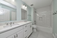 Plainfield Hall Bathroom Remodel - Sebring Services