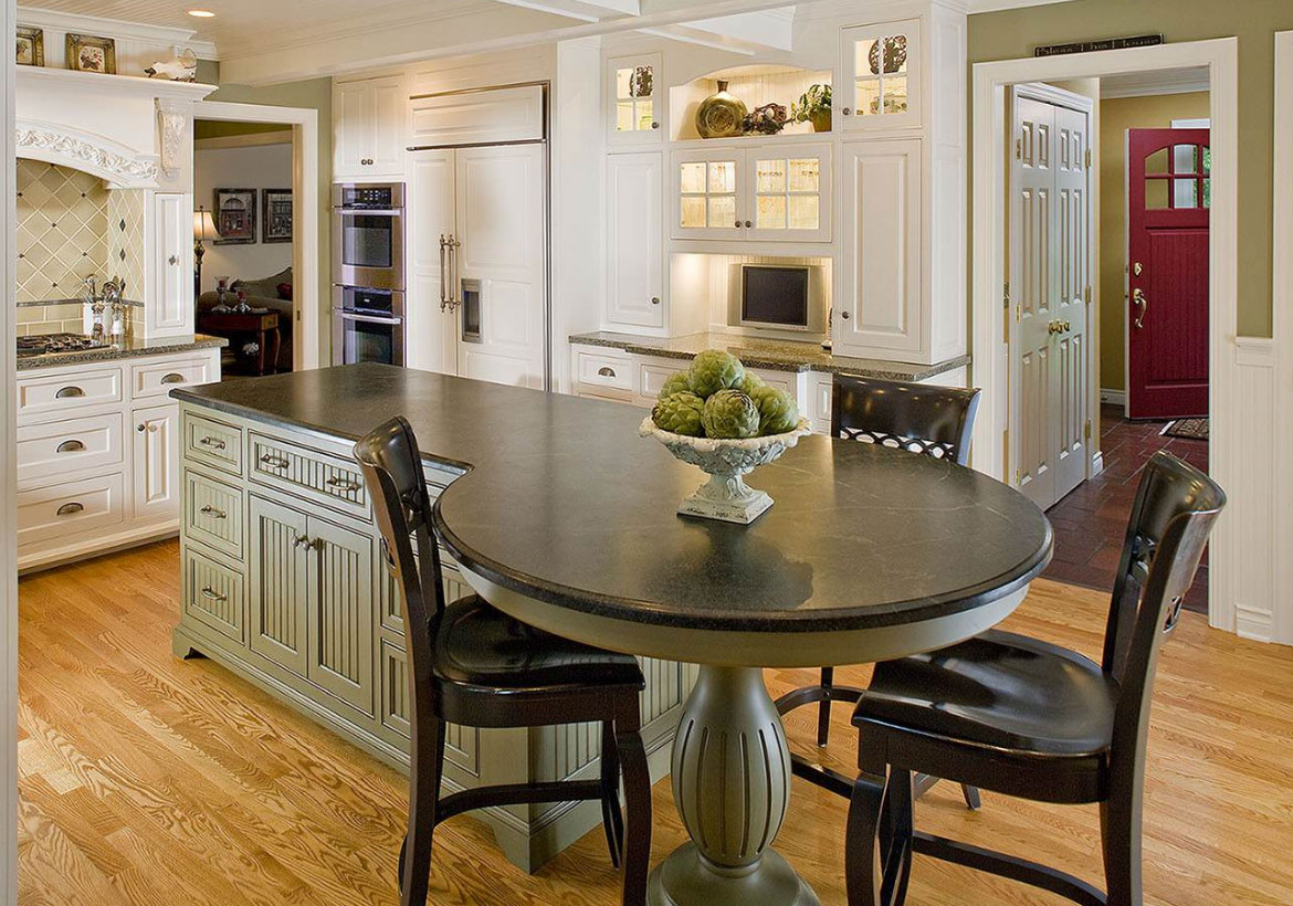Kitchen Island Design Ideas ~ Spectacular custom kitchen island ideas home