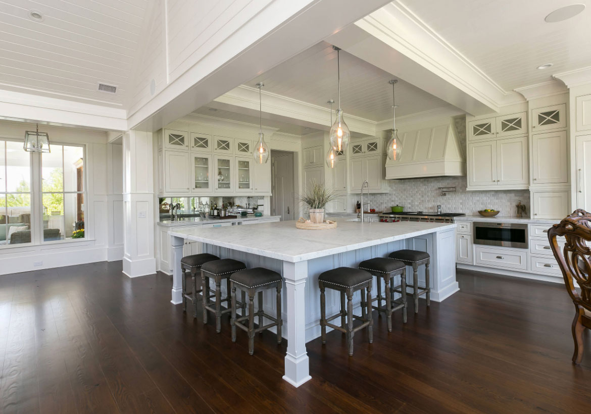 Spectacular Custom Kitchen Island Ideas - Sebring Services