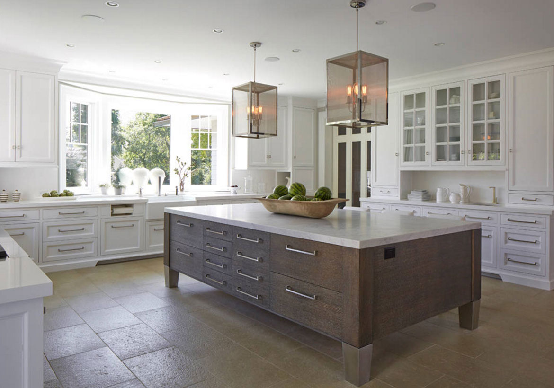 Spectacular Custom Kitchen Island Ideas