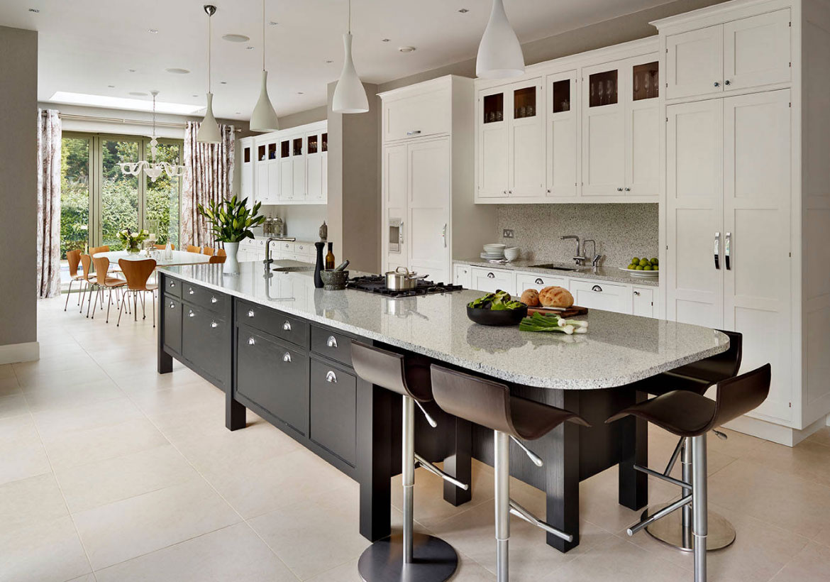 70 spectacular custom kitchen island ideas home for Ideas for new kitchen design