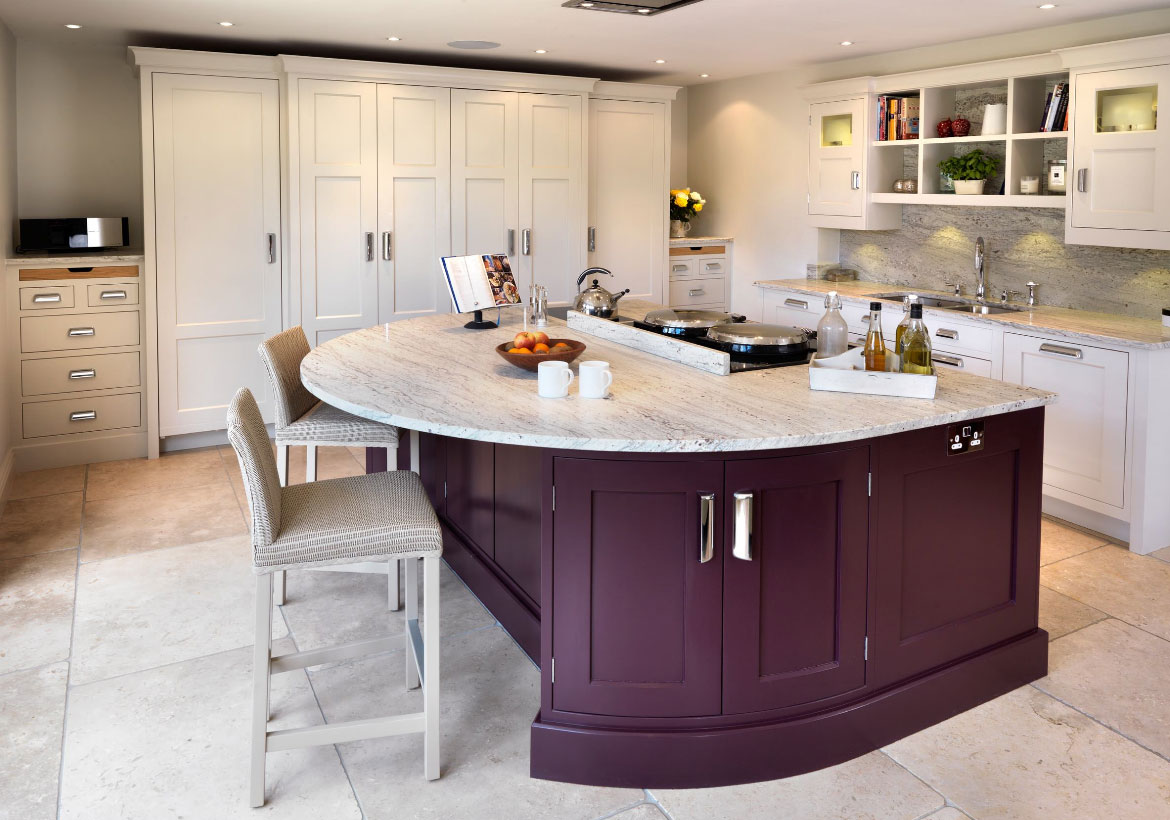 How Much Space Is Needed For A Kitchen Island