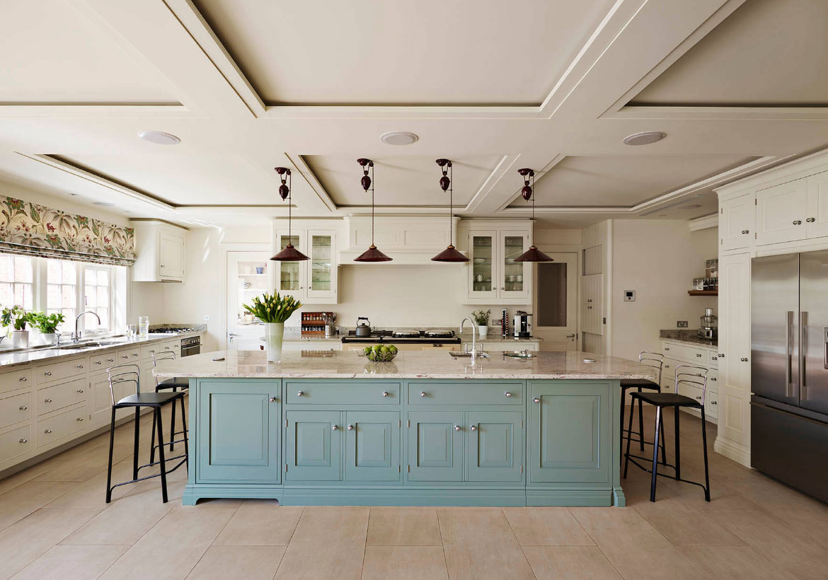 Spectacular Custom Kitchen Island Ideas - Sebring Services & 70 Spectacular Custom Kitchen Island Ideas | Home Remodeling ...