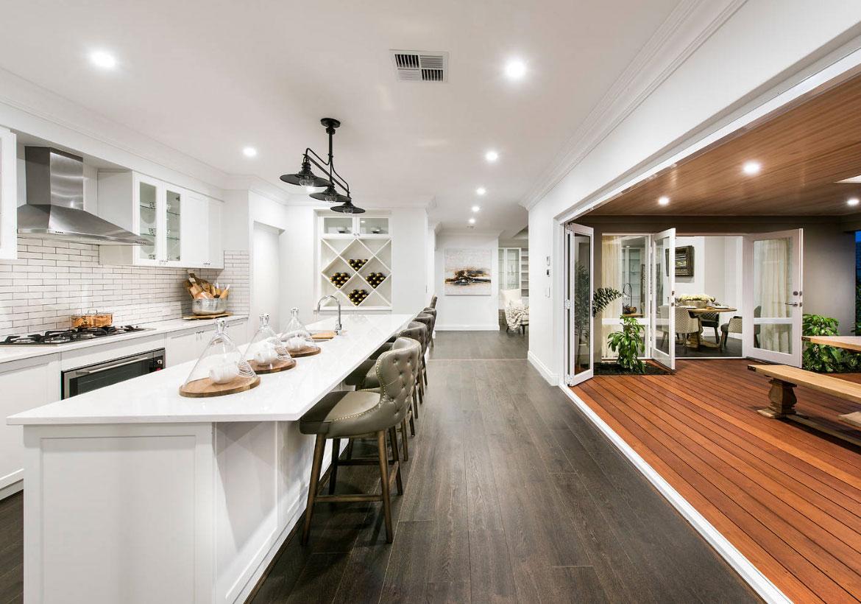 Spectacular Custom Kitchen Island Ideas - Sebring Services
