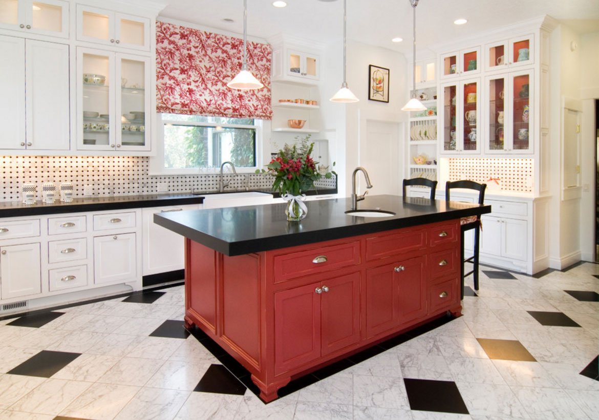 Great Kitchen Island Ideas