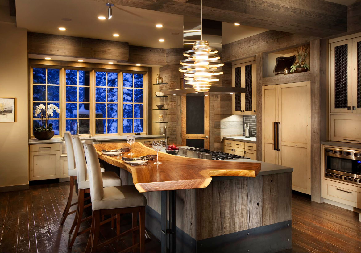 Beau Spectacular Custom Kitchen Island Ideas   Sebring Services