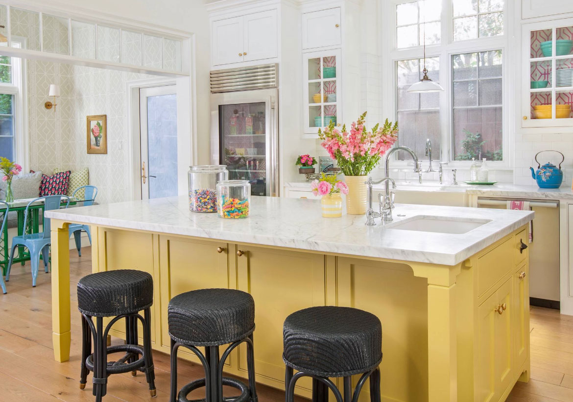 70 spectacular custom kitchen island ideas home remodeling alison kandler interior design