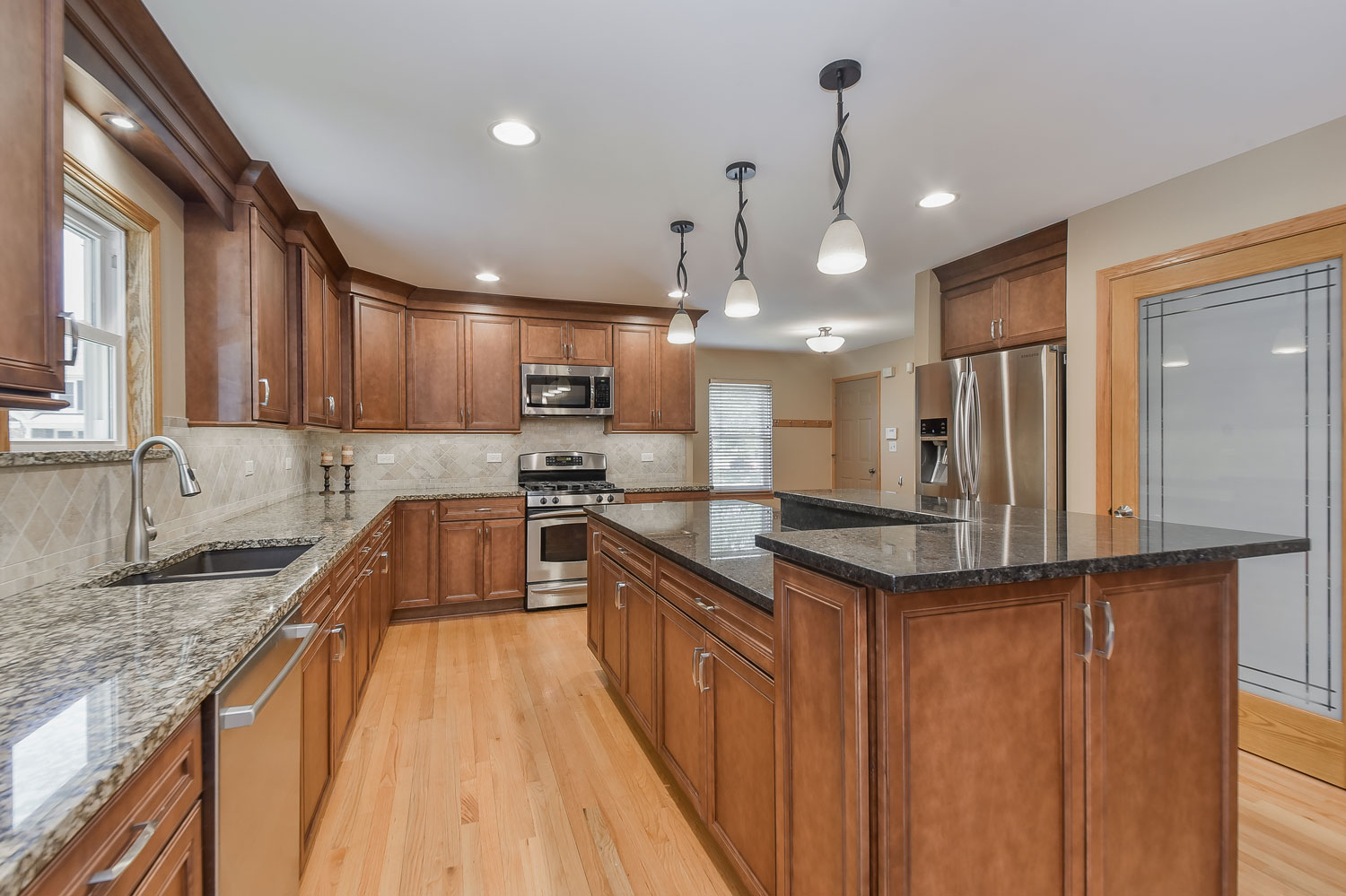 Plainfield Kitchen Remodeling Project - Sebring Services