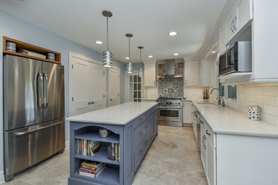 Warrenville Kitchen Remodel - Sebring Services
