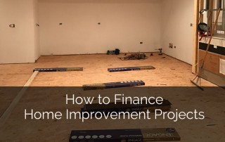 How to Finance Your Home Improvement Project - Sebring Services