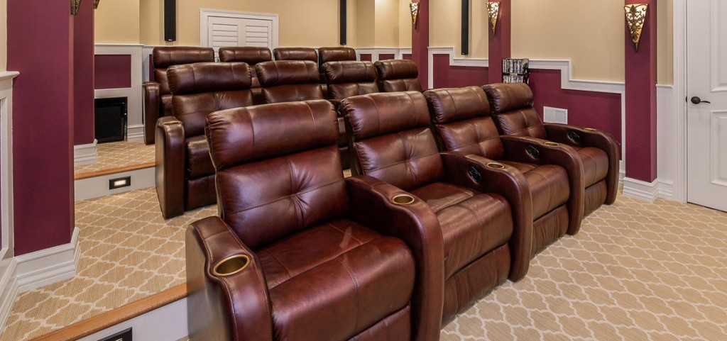 Selecting The Perfect Spot For Your Home Theater Room
