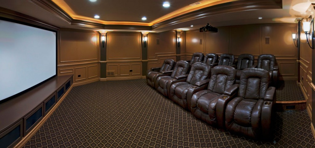 Selecting The Perfect Spot For Your Home Theater Room Sebring Services