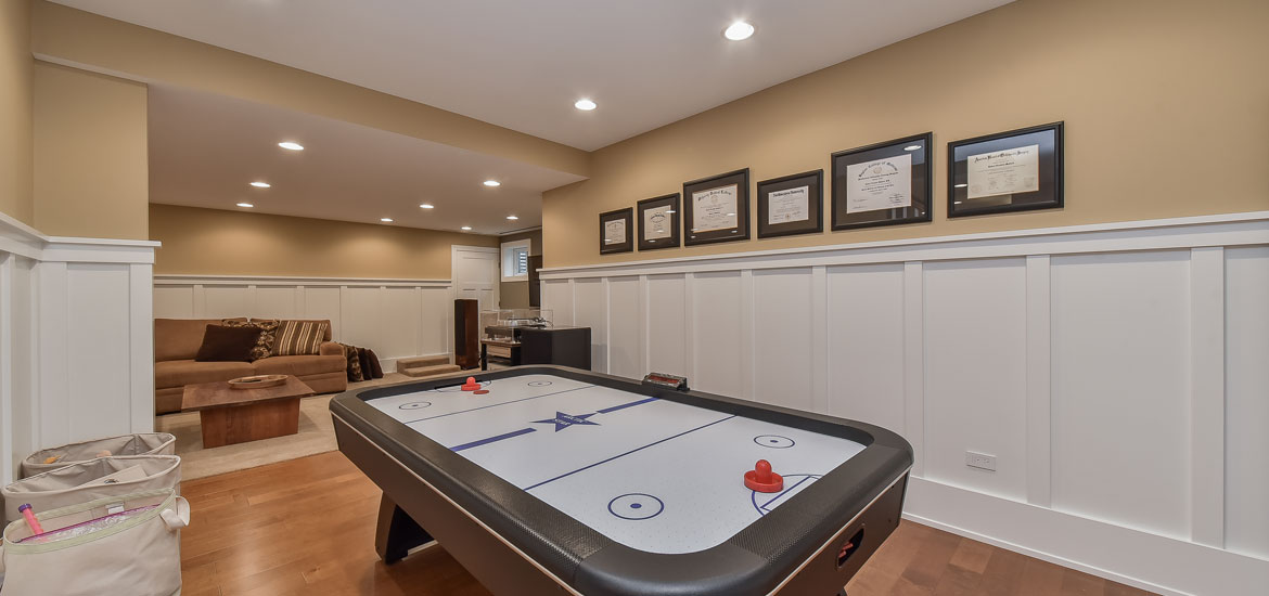 Gaming and pool table room sizes home remodeling for How to add square feet