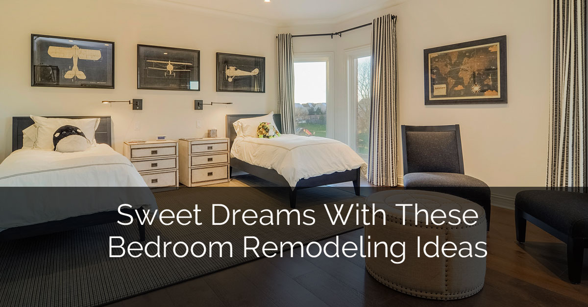 Sweet dreams with these bedroom remodeling ideas home for Show me bedroom designs