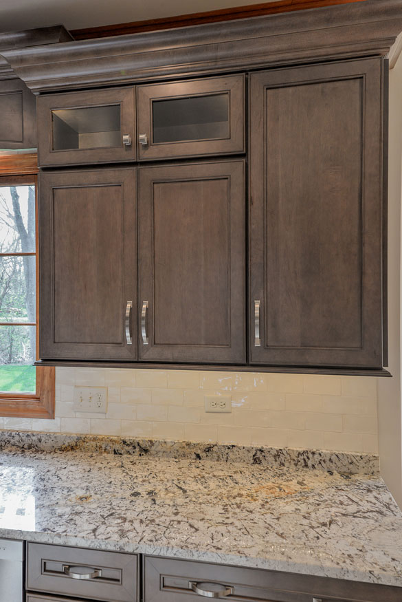 Kitchen Wall Cabinets Are Usually Hung 18 Above Countertops 54 Floor And 24 The Stove In An Accessible Can Be At 15