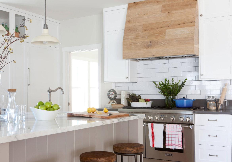 Modern Kitchen Hood Cabinets